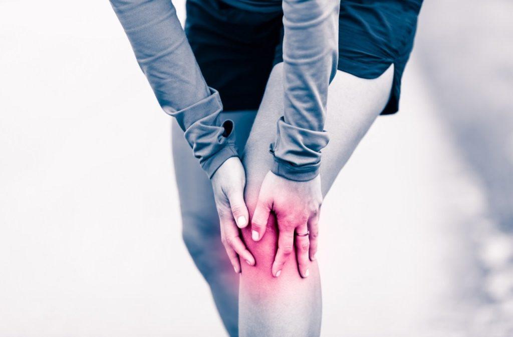 Dolor de tobillo: brote de artritis