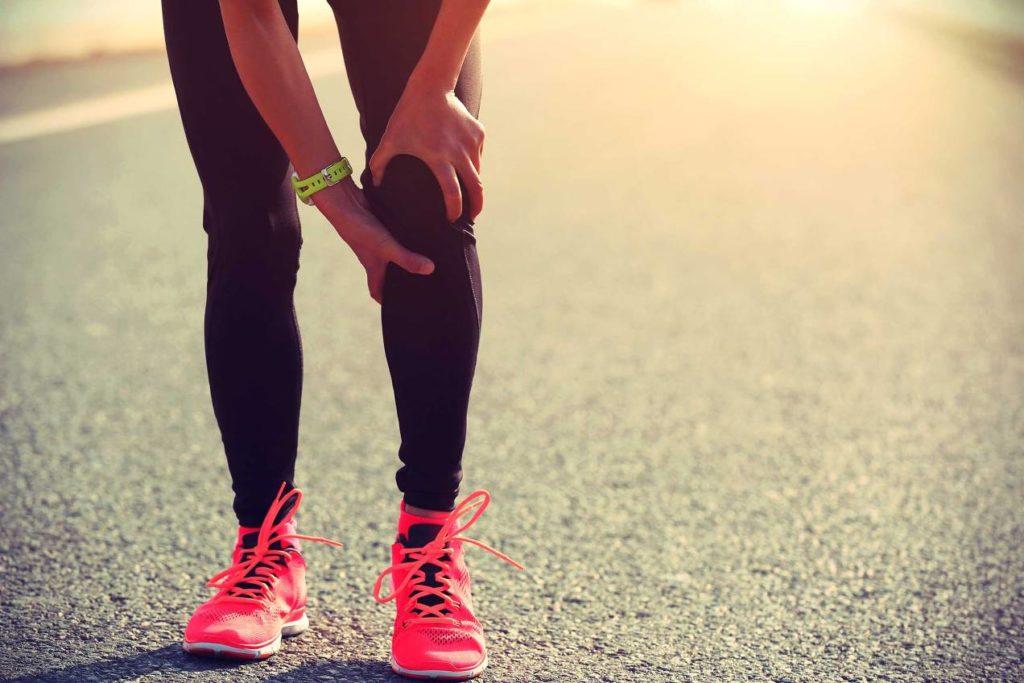 Causas comunes del dolor de rodilla en mujeres