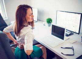 Dolor de espalda: descubre por qué lo padeces