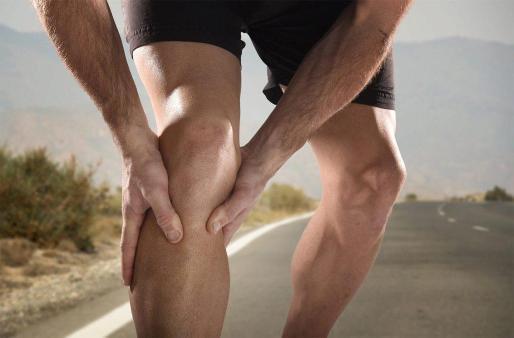 Síntomas de la osteoartritis: dolor de rodilla