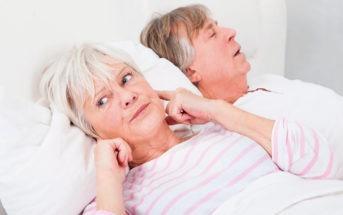 Causas de la apnea del sueño