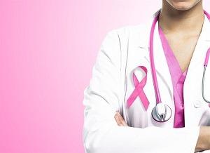 médico de cáncer de seno