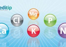 Desequilibrio electrolítico: causas, síntomas y tratamiento