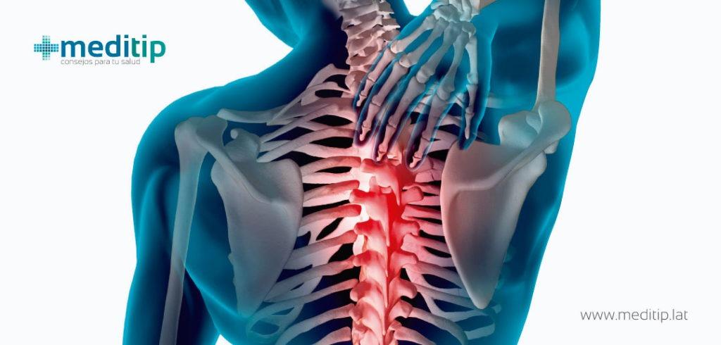 Fisioterapia: dolor en la espalda