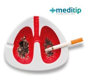 Fumar es la principal causa del cáncer de pulmón
