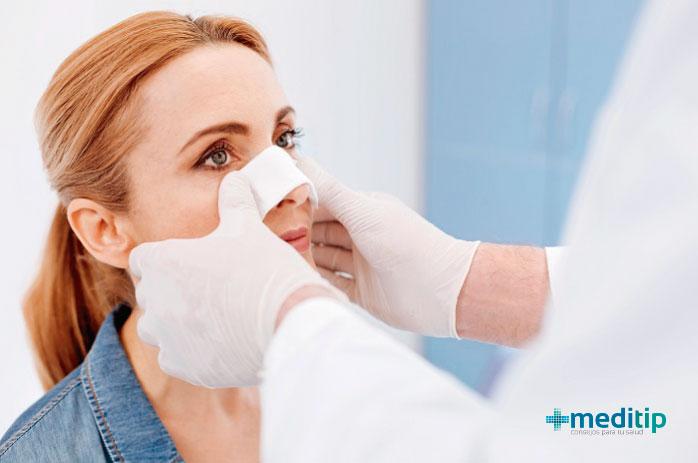 Revisión de nariz