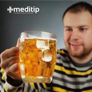 Beber alcohol es una de las causas de sobrepeso