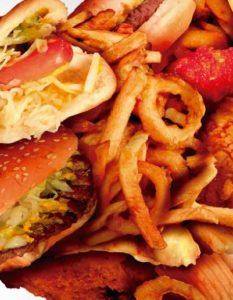 Causas del sobrepeso
