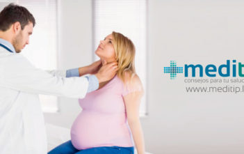 Enfermedad de la tiroides y el embarazo