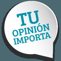 Tu opinión importa