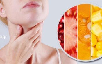 Dieta del hipertiroidismo