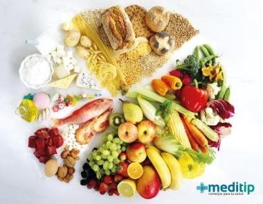 Dieta saludable para la hipertensión