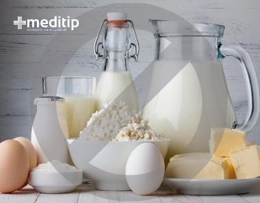 Bajo consumo de alimentos con calcio