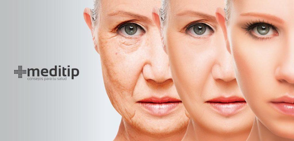 Tres capas de la piel: manchas de envejecimiento