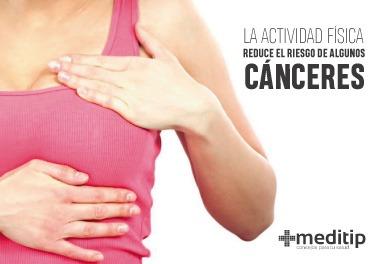 Reduce el riesgo de cáncer de mama
