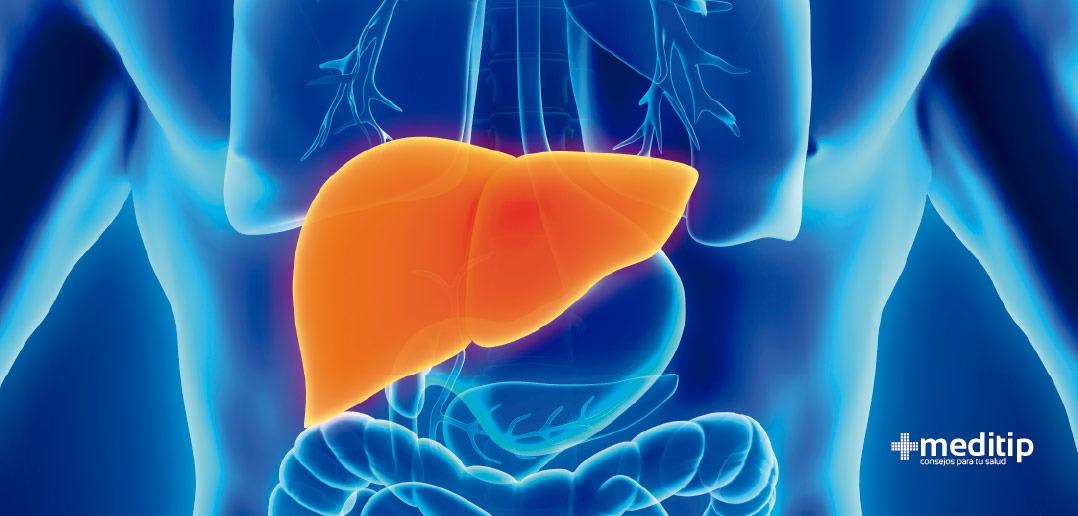 Nivel alto de pH: Alcalosis, enfermedad hepática