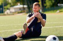 Heridas y lesiones en deportistas