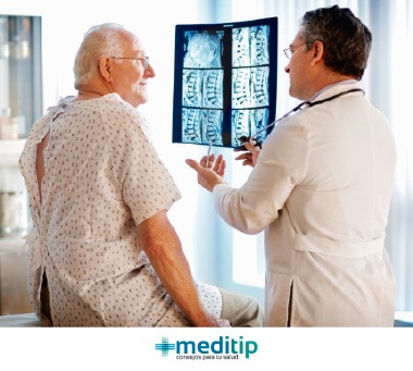 Diagnóstico de la enfermedad degenerativa del disco