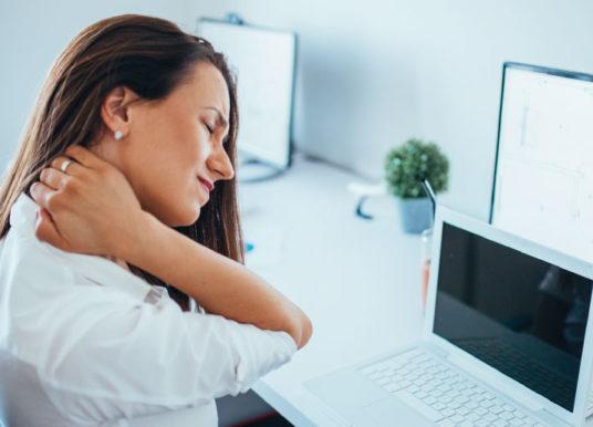Dolor de cuello: causas, síntomas y tratamiento