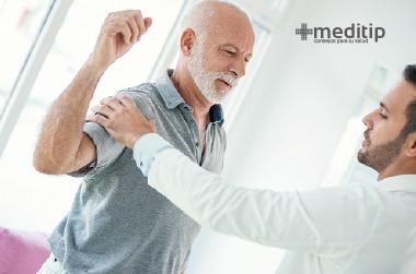 Fisioterapia de hombro: revisión de hombro