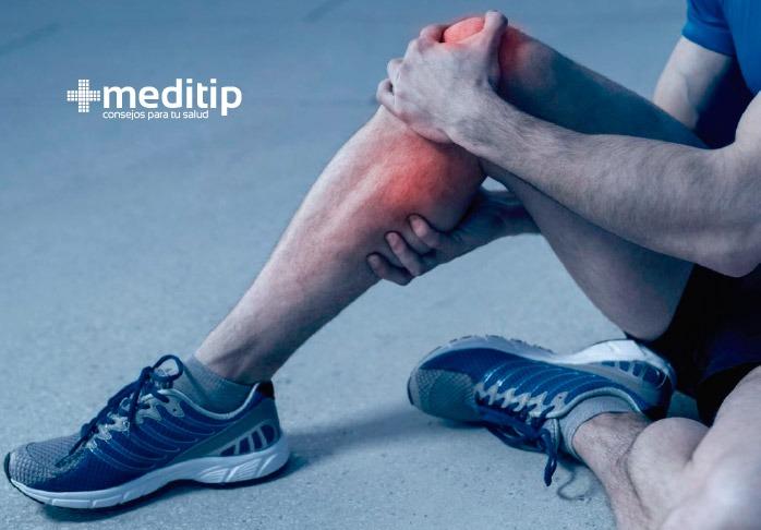 Dolor de pierna: tensión muscular
