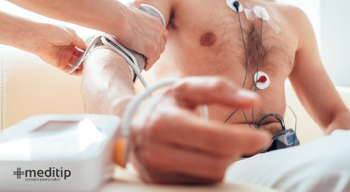 Seguimiento del tratamiento de la insuficiencia cardíaca: electrocardiograma