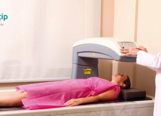 Densitometría ósea: un método efectivo para el diagnóstico y prevención de fracturas