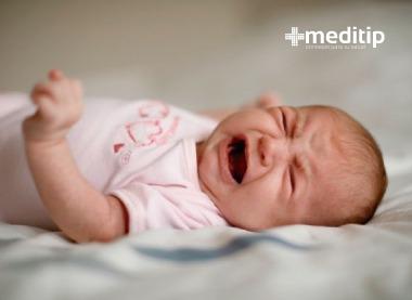 Reflujo gastroesofágico en bebés