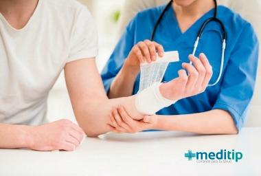Fisioterapia para el cuidado de heridas: enfermería especializada
