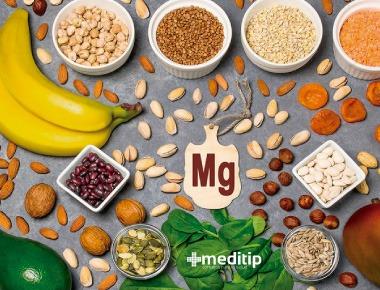 Importancia de los electrolitos: alimentos ricos en magnesio