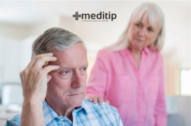 Hidrocefalia de presión normal: demencia