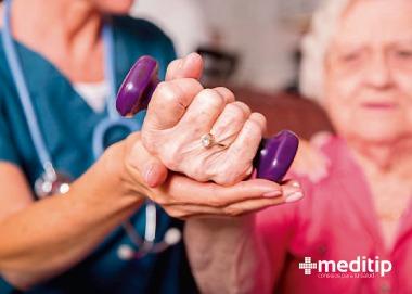 Tipos de artritis: tratamiento, fisioterapia
