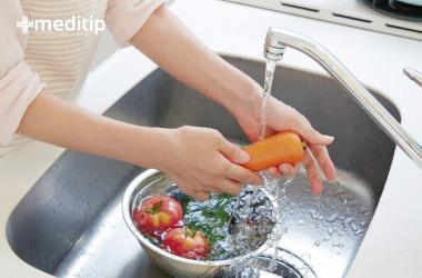 Contagio de salmonella: prevención de salmonelosis