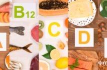 La importancia de las vitaminas en el cuerpo humano