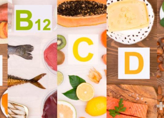 Importancia de las vitaminas: función, tipos y recomendaciones