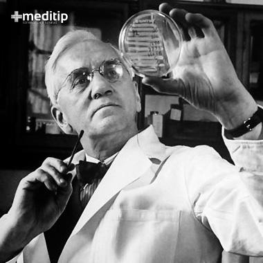 Función de los antibióticos: Sir Alexander Fleming