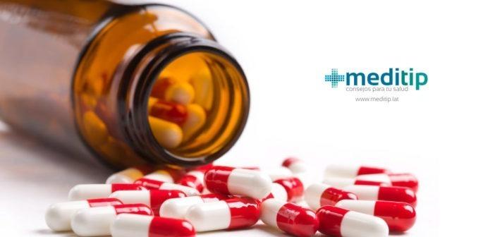 Función de los antibióticos y sus efectos secundarios