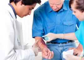 Los colores de las heridas: pistas sobre el proceso de curación
