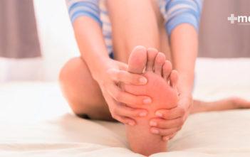 Signos tempranos de mala circulación: hormigueo en los pies