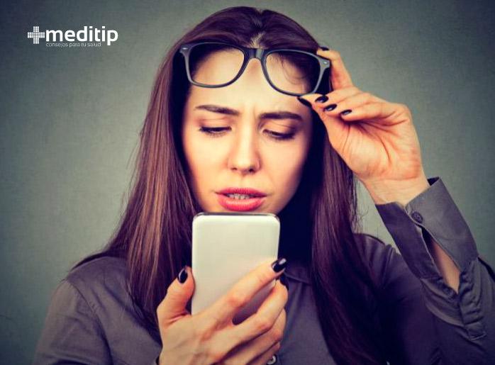 Tratamiento de la presbicia: dificultad para leer de cerca
