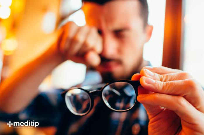 Trastornos de la vista comúnes: errores de refracción