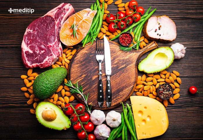 Tratamiento de la epilepsia: dieta cetogénica