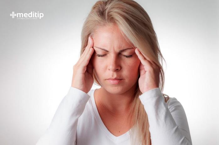 La migraña y la meningitis pueden tener síntomas similares a la epilepsia
