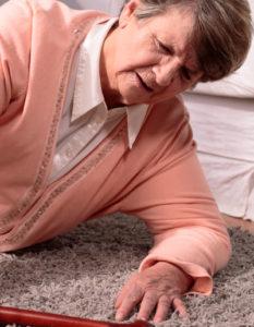 Lesiones en adultos mayores: caídas en personas de a tercera edad