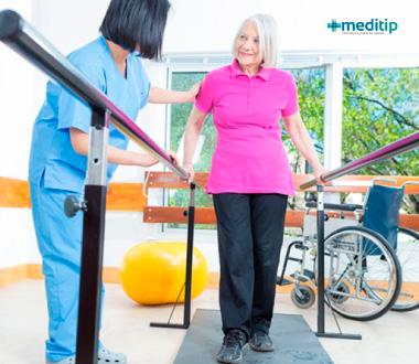 Fisioterapia y evaluación de la marcha en el adulto mayor