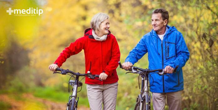 Prevención de la bursitis en el adulto mayor