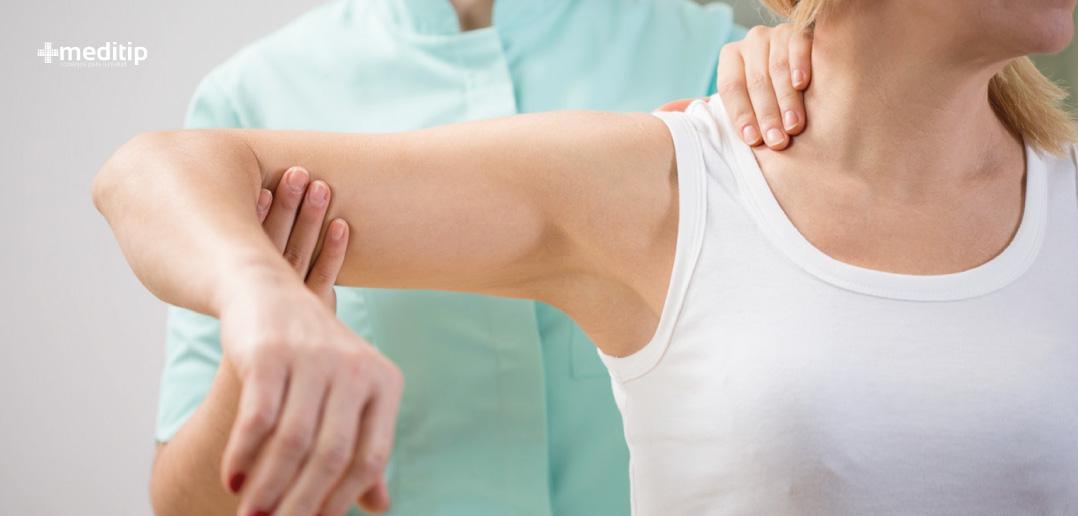 Dislocación o luxación de hombro: tratamiento de un hombro dislocado