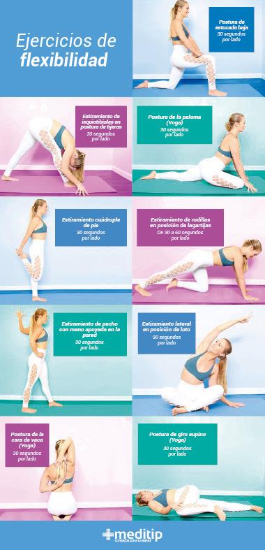 Ejercicios para aliviar el dolor de articulaciones: rutina de ejercicios de flexibilidad