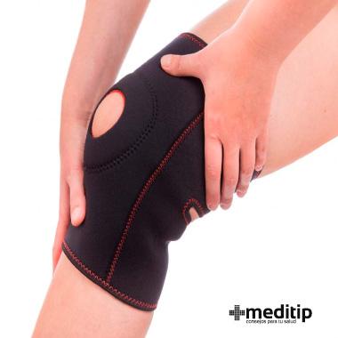 Rodillera de compresión para aliviar el dolor de articulaciones