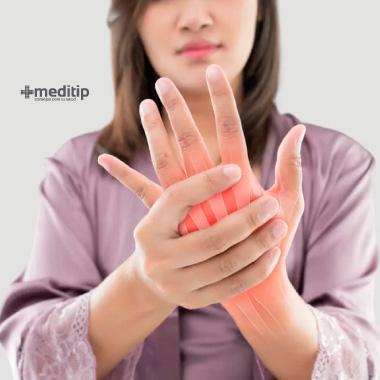 Consejos para aliviar el dolor de articulaciones: dolor de mano